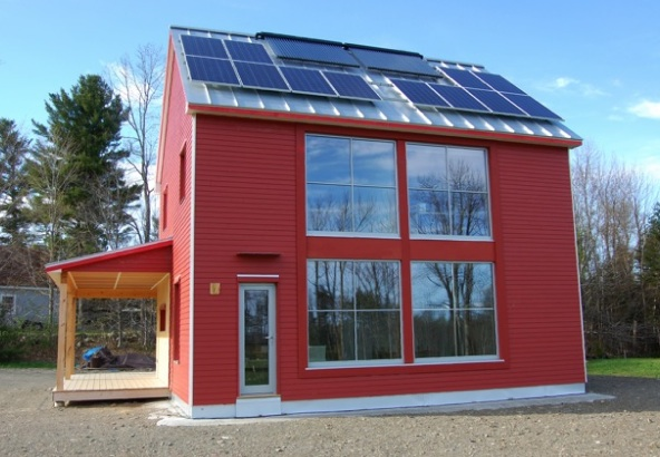 Cohousing And Passive House A Perfect Fit Cohousing