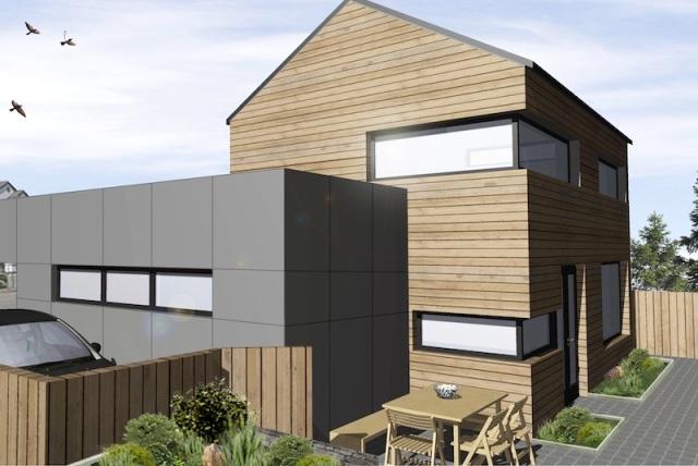 Casa Pasiva Infill Home Vancouver