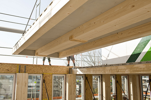 Cree Modular Wood Prefab System Is Revolutionizing Multi