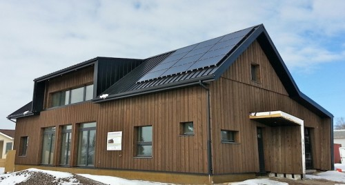 Fort St. John Passive House, BC, Canada
