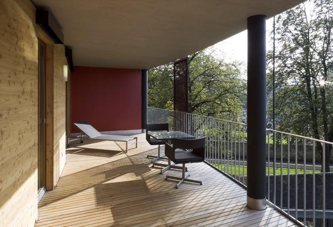 Energy Efficient Multi Family Living Austria - Credit Rhomberg Bay