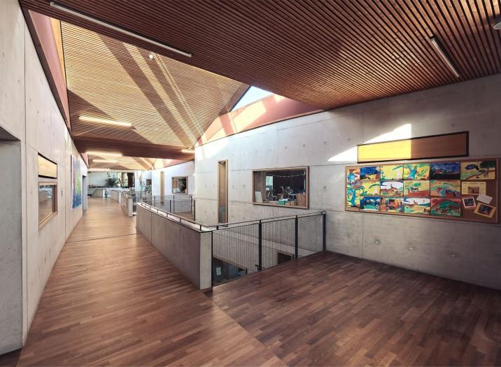 Montessori School in Aufkirchen, Germany