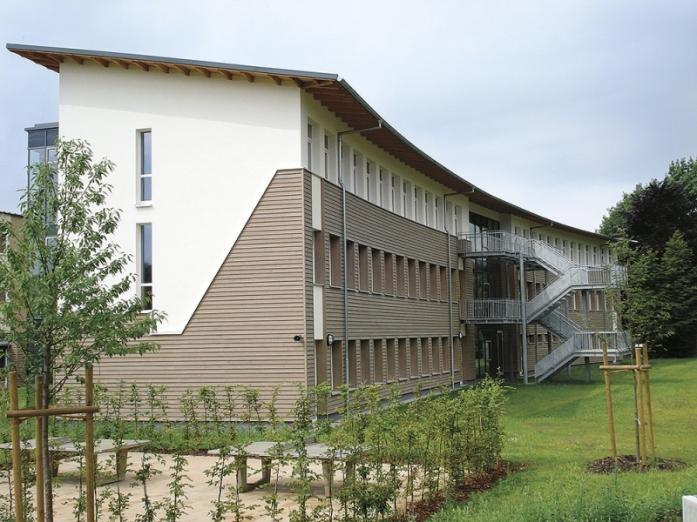 School and Kindergarden in Peine, Germany