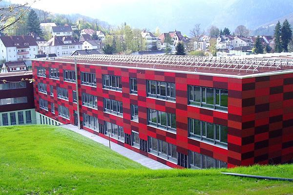 Passive House School Neckargmünd, Germany