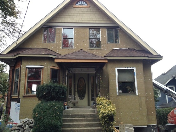 Heritage Renovation Vancouver