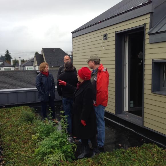 Casa Pasiva - Passive House Days 2014 (Credit: Red Door Energy Advisors)
