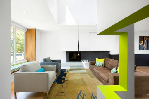 Sustainable Ecofriendly Interior Design