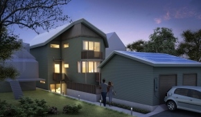 Multifamily Passive House Building Vancouver