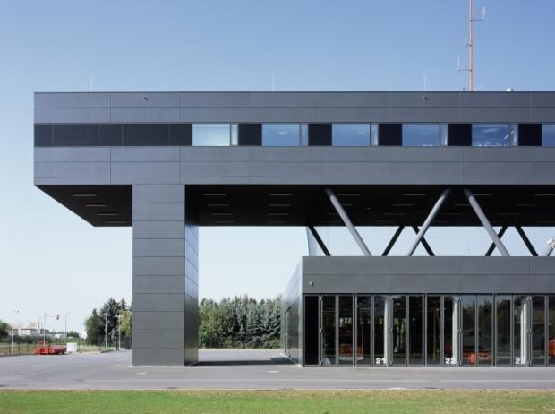 Passive House Firehall Heidelberg - Credit Peter Kulka Architecture