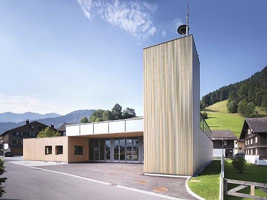 Firehall Reuthe - Credit Architect Bernd Frick