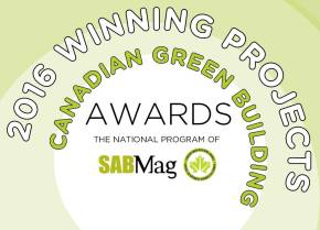 Canadian Green Building Award Passive House Fort St. John