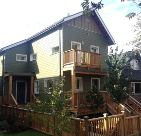 Vancouver's 1st Multifamily Passive House Multifamily